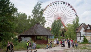 #Spreepark,#VisitBerlin,#Osetern,Freizeit,Unterhaltung,#BerlinerSpreepark