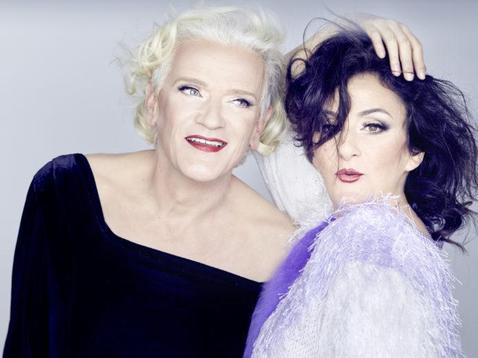 Georgette Dee,Cora Frost,Musik,Musik-Show,Berlin,#VisitBerlin,Freizeit,Unterhaltung,Dee Frost Welt