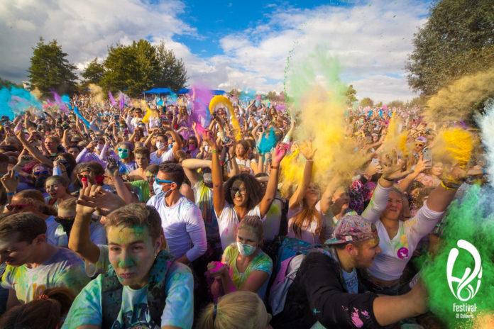 Farbgefühle Festival,Berlin,Fabe,Musik,Freizeit,Unterhaltung,#VisitBerlin,Holi Festival Of Colours