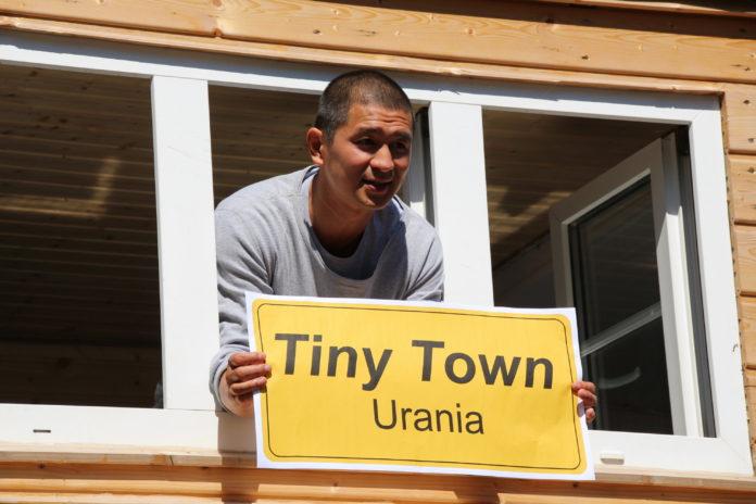 Tiny Town Urania,Tiny House Festival , Urania ,Tiny Houses, Street Food,Berlin,Freizeit,Unterhaltung,Event,#VisitBerlin