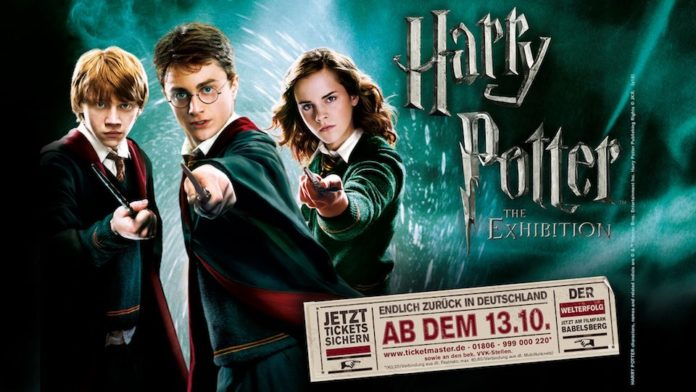 Harry Potter The Exhibition Event News Berlin