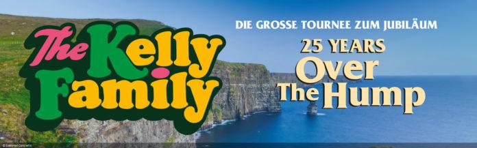 THE KELLY FAMILY,  OVER THE HUMP,Musik,Konzert,Event,#EventNews,Berlin,#VisitBerlin,Freizeit,Unterhaltung