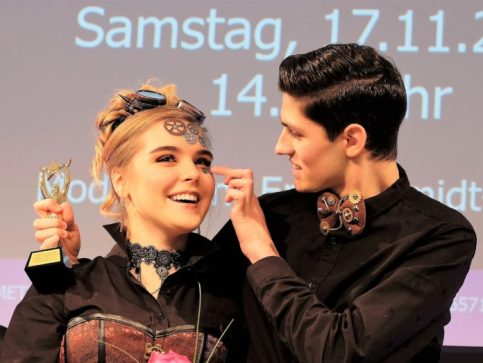 COSMETICA Newcomer Berlin,Auszeichnung,Berlin,#EventNews,#VisitBerlin,Messe,Ausstellung
