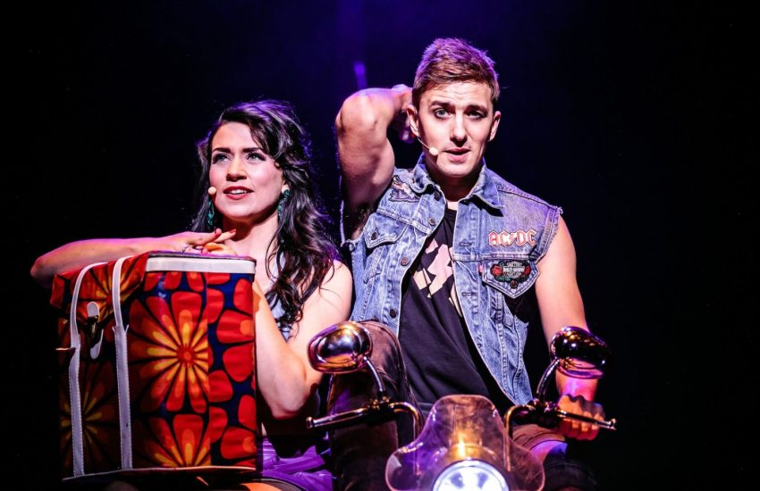Rock of Ages,Rock Musical ,Berlin,#Rock,#Musical ,#Berlin,#EventNews,Freizeit,Unterhaltung,Show,News