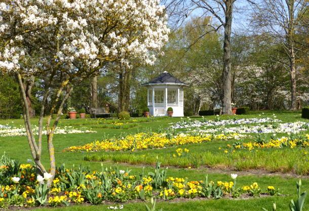Britzer Garten,Berlin,Frühling