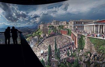 Pergamon,Panorama,Berlin