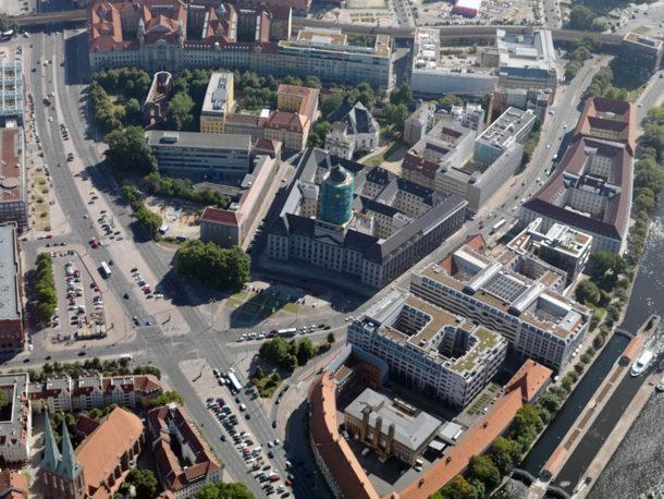 Berlin,Geschichte,Mühlendamm