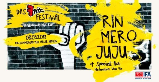 FRITZ FESTIVAL,IFA SOMMERGARTEN,Berlin