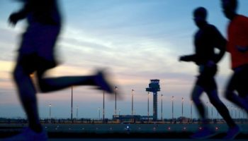 Airport Night Run 2019,Berlin,Laufen