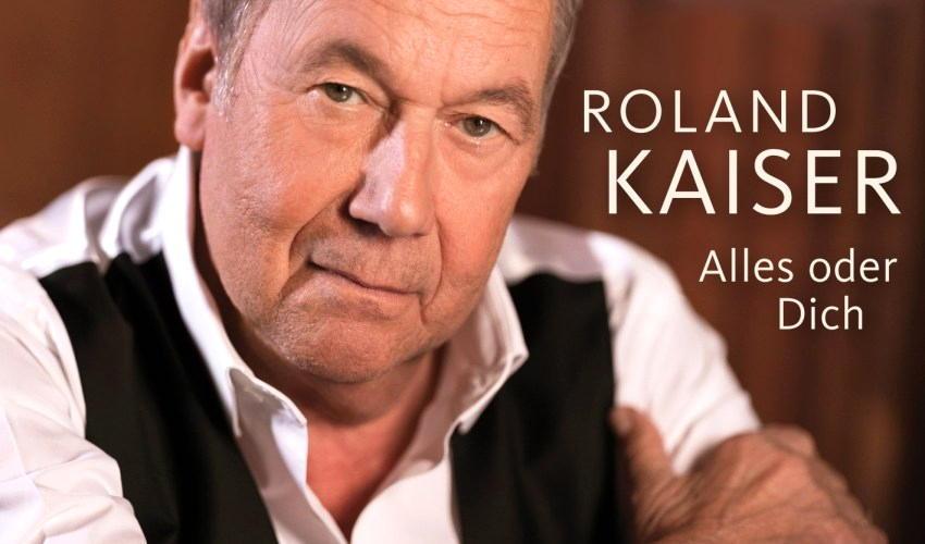 Roland Kaiser am 21.03.2020 Berlin