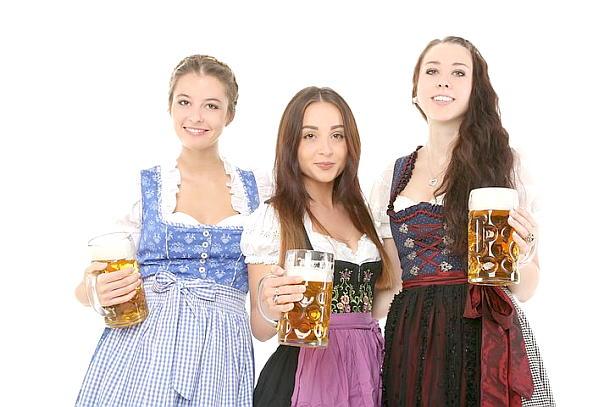 Bierfestival mit Bieren aus aller Welt