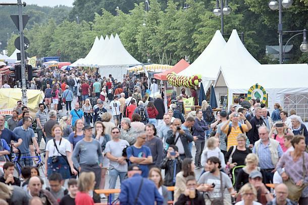 Umweltfestival am Brandenburger Tor 02.06.2019