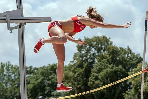 Berlin fliegt: Leichtathletik-Party mit Mihambo auf dem Tempelhofer Feld