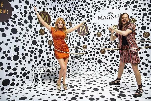 30 Jahre Magnum- Magnum House of Play eröffnet in Berlin