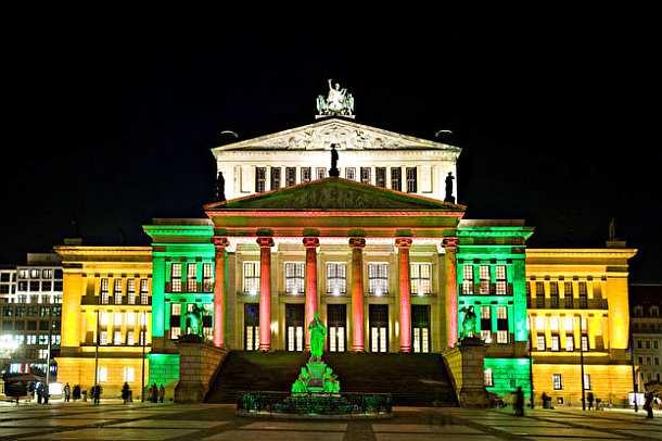 17. Berlin FESTIVAL OF LIGHTS: 03.-12. September 2021