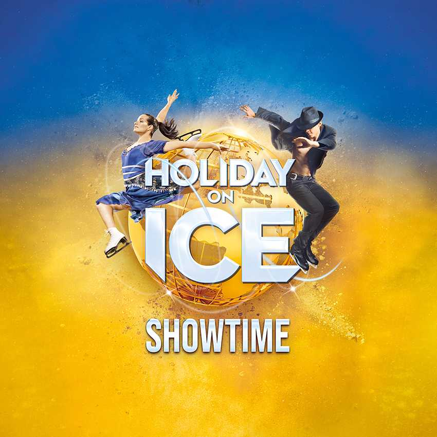 Holiday on Ice – SHOWTIME in Berlin