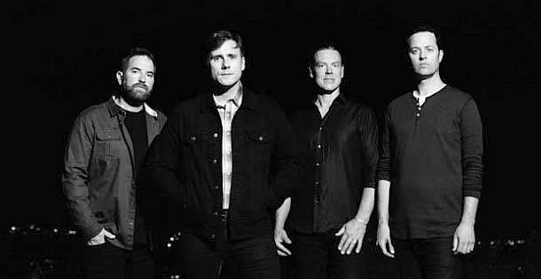 JIMMY EAT WORLD am 01.Juli 2020 in Berlin