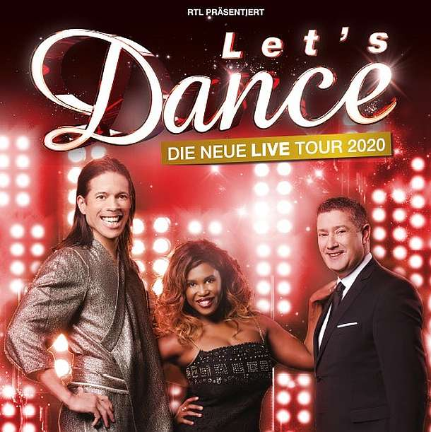 Let's Dance Live erobert Deutschland am 16.11.2020