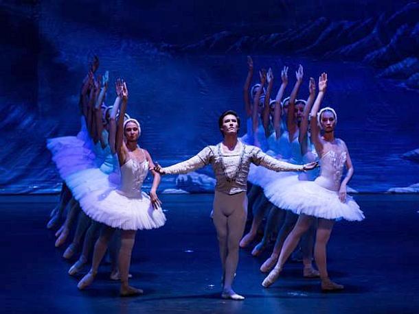 Schwanensee mit Märchenerzählerin- Tschaikowsky Ballett-Festival