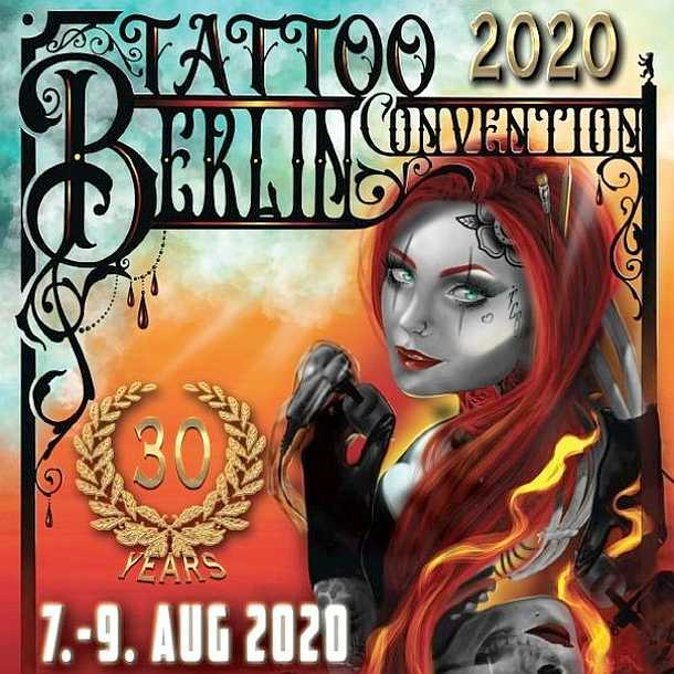 30. Internationale Tattoo Convention Berlin