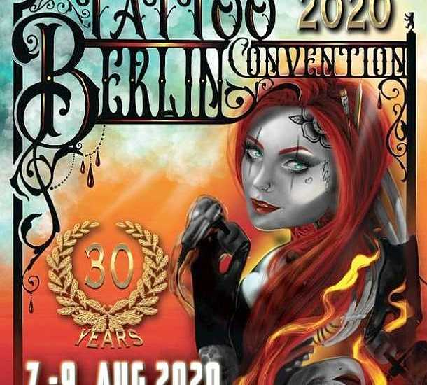 Tattoo Convention, Berlin,Messe,Ausstellung,EventNews,VisitBerlin,EventNewsBerlin