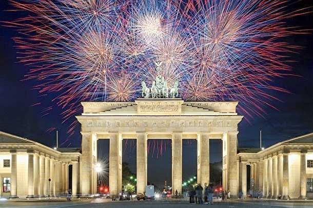 Silvesterparty,Brandenburger Tor,Berlin,VisitBerlin,EventNews