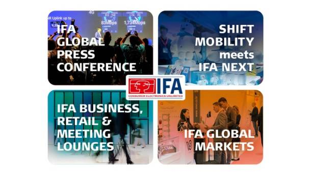 IFA Berlin,IFA, Berlin,EventNews,#VisitBerlin,#EventNewsBerlin