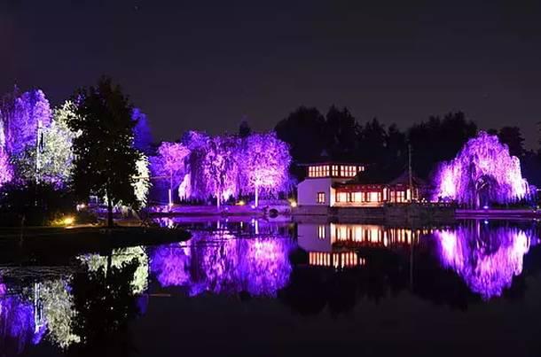 Jubiläumsfeier in den Gärten der Welt- 20 Jahre Chinesischer Garten