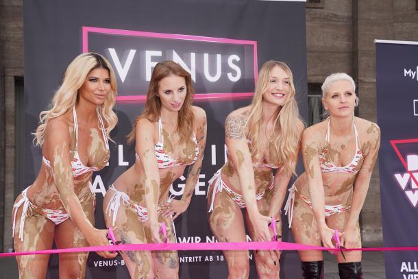 Erste Dirty Virtual Venus vom 22. bis 25. Oktober 2020