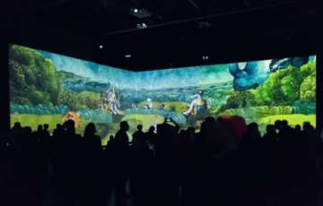 Multimedia,Ausstellung,Van Gogh, EventNewsBerlin,Kultur