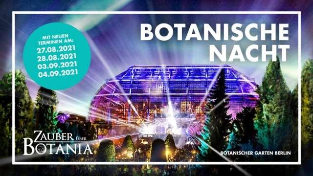 Botanische Nacht,EventNewsBerlin,Event,VisitBerlin