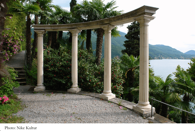 location per matrimonio in ticino - Parco Scherrer