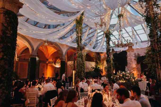 Castle Wedding in Rome