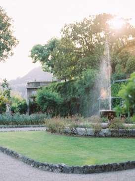 Villa Pizzo garden