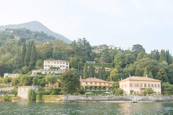 Villa Pizzo view