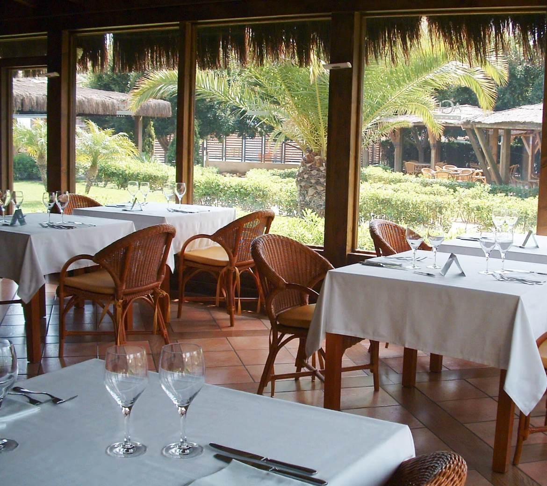 Restaurantes AGH Hotel Canet