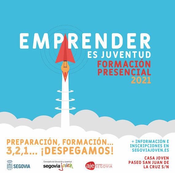 Emprender Es Juventud AJE Segovia