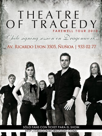 Theatre of Tragedy Chile