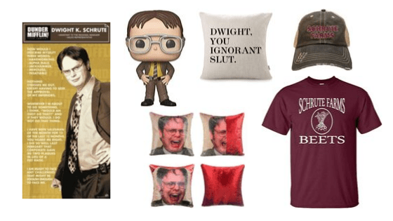 The Ultimate Office Tv Show Gifts Brought To You By The Ppc Eventotb