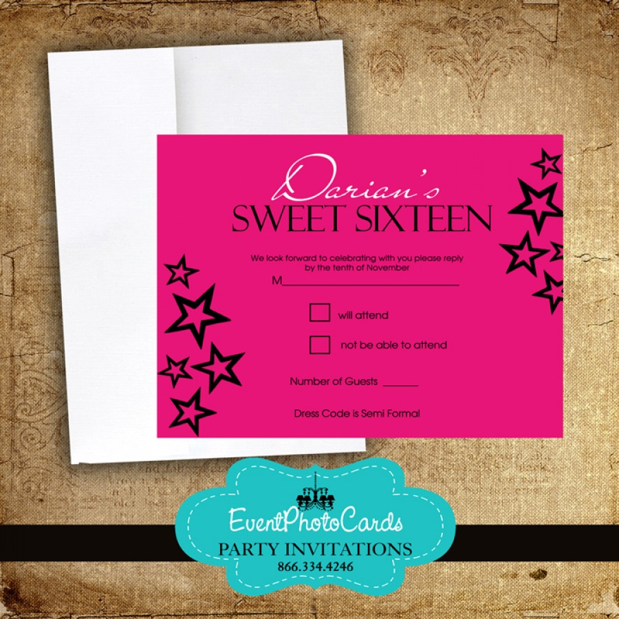 Save Date 5x7 Cards