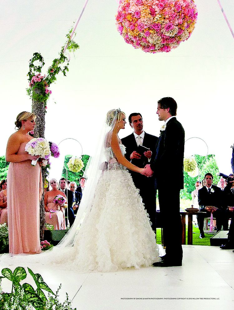 Trendy Celebrity Outdoor Weddings All Out Event Rental