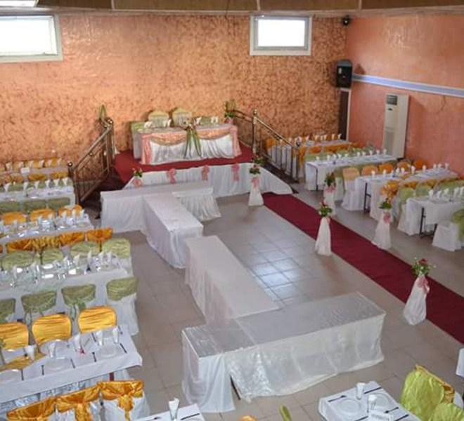 Agence événementielle -  Menfis -  events places places evenementielles salles evenementielles cameroun