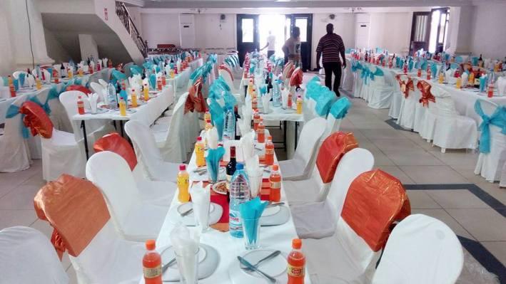 Salles de fête au Cameroun - plus de 500 salles de fêtes au Cameroun
