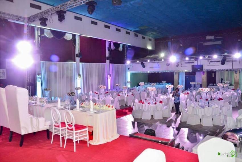DOUALA BERCY - Salle de fête à louer à Douala   EVENTS PLACES