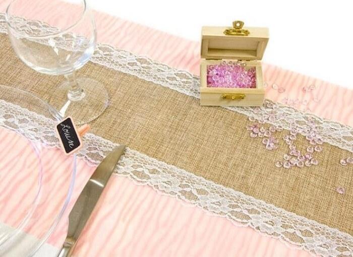 chemin de table dentelle vintage 15cm x 5m x1 ref ru369