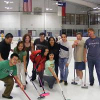 Houston Members Curling