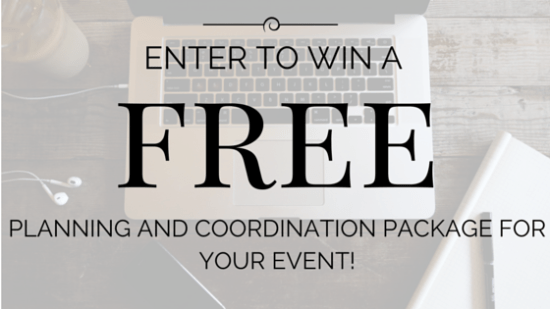 enter to win a free chicago event planning and coordination package