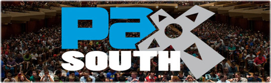 PAX South 2016 @ Henry B Gonzalez Convention Center