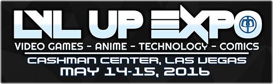 LVL UP EXPO 2016 @ Cashman Center