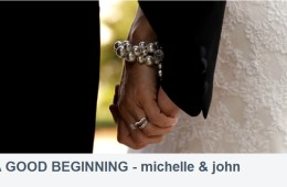 Michelle + John: Wedding video